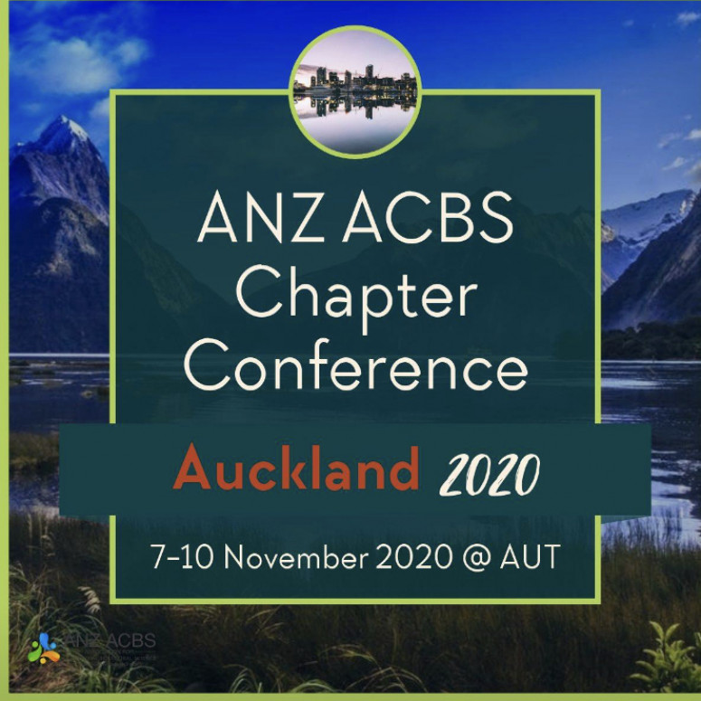 ANZ ACBS conference 2020